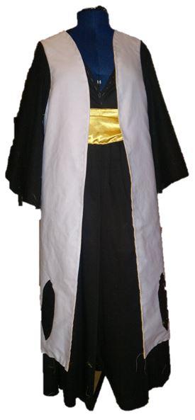 Ninja  Dieses Kostüm wurde für eine Kundin gefertigt!